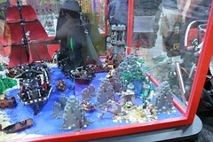Pirates of the Caribbean Display Case - LEGO Booth at Comic Con - 6