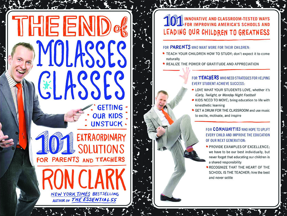 RON CLARK 101 BOOK WEB