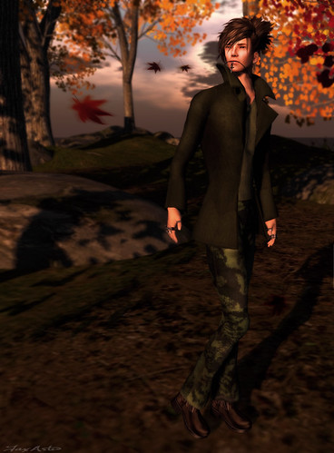 Romancing Autumn with S H I K I 3