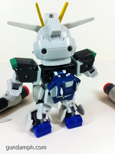 Gundam DformationS Blast Impulse Figure Review (10)