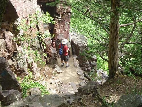 WI - Devil's Lake 038 - Potholes Trail