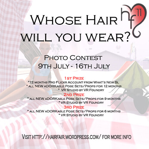 Whose Hair Will you Wear