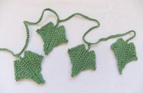 Crochet Ivy Leaf Pattern Free Zoshwiki