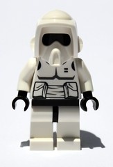 Scout Trooper Front