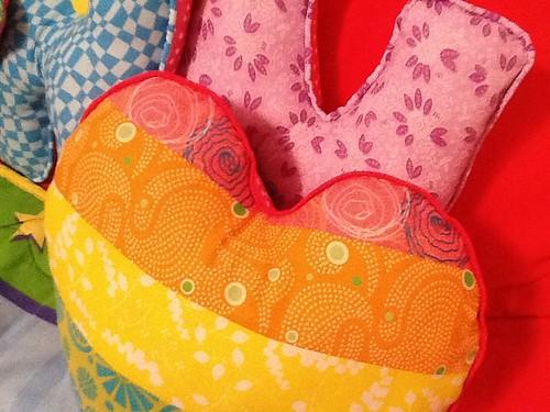 Teagan - Rainbow Pillows