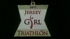 Jersey Girl Tri Medal