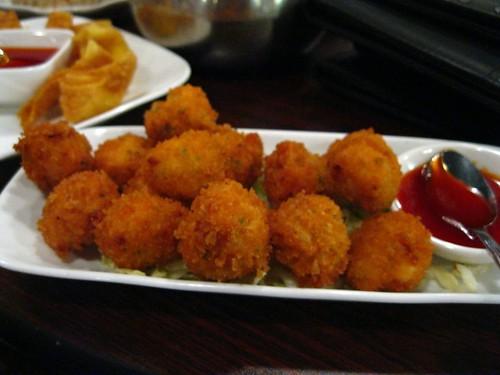 Crab Shrimp Balls