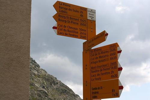 Col du Grand-Saint-Bernard