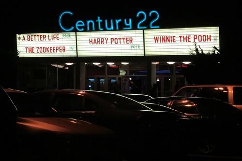 Harry Potter 7 Century 22 San Jose