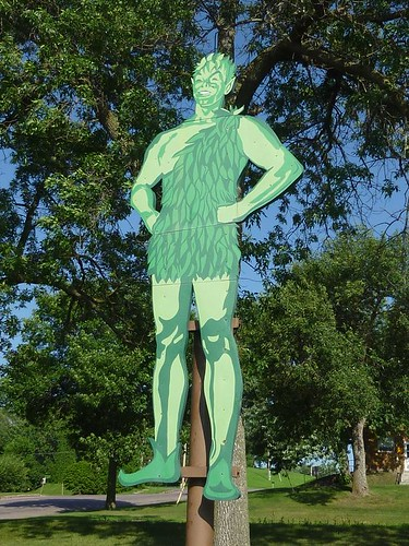 July 2011 010 - Jolly Green Giant, Le Sueur, MN