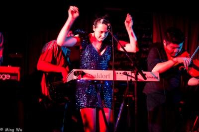 Allie Hughes @ The Black Sheep Inn