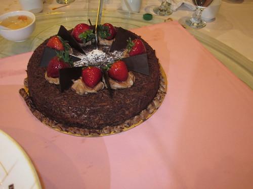 阿五的生日蛋糕