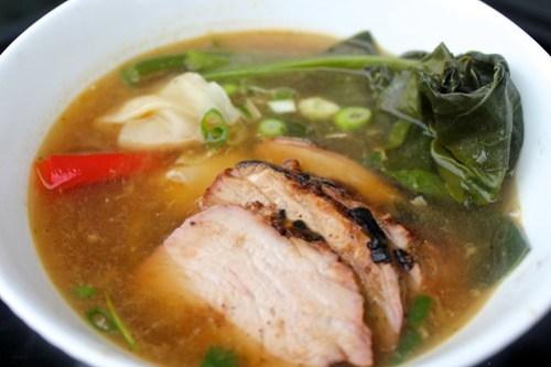 Epic Wonton Soup