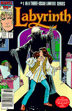 labyrinth comic 1