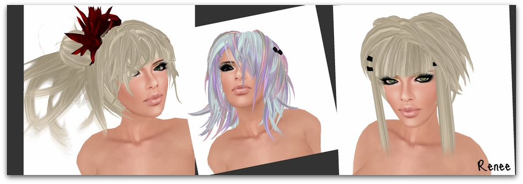 Hair Styles by Tami McCoy   FabFree - Fabulously Free in SL
