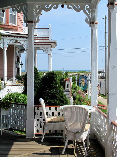 verandah, Angel of the Sea