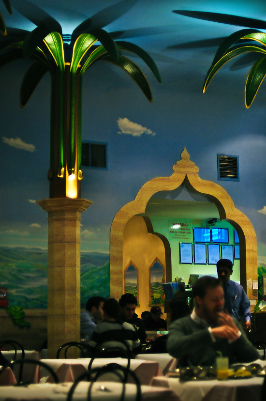 Khan's Restaurant  -  London