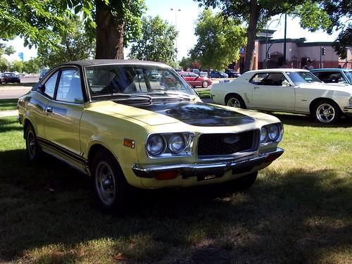 1973 Mazda 808 Coupe