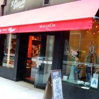 Macaron Café in NYC