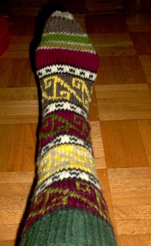 Turkish Stashbuster Socks #1