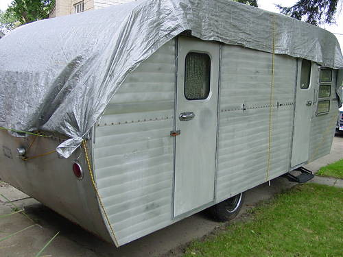 1954 Yellowstone Sunset Camper
