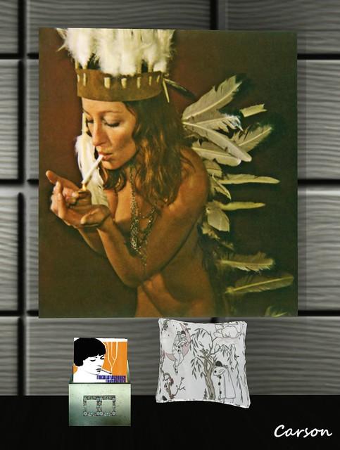 La Flat - Record Create, Pillow and Art  $1L Mini Hunt