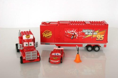 8486 Mack's Team Truck