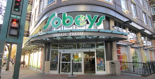 Sobeys on 104 Street