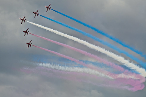 Red Arrows Edinburgh June 24 2011 5