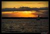 Sunset Rays by JVphotog