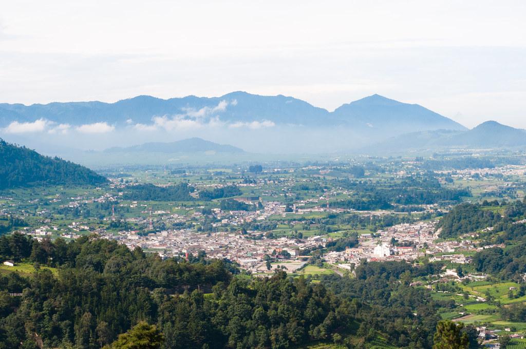 Mirador, San Francisco, Xela, Guatemala
