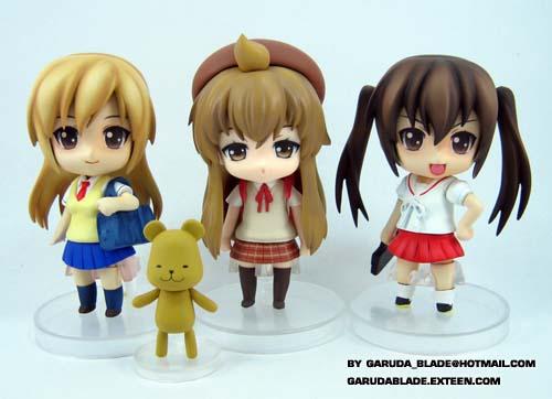 Nendoroid Minami Haruka, Kana, and Chiaki