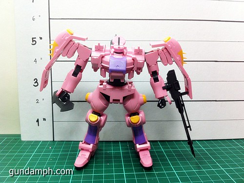 HG 144 Tieren Taozi Review OOB Build (30)