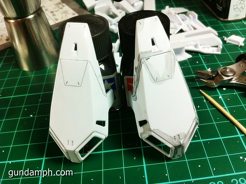 Building MG Zeta 2.0 HD Color Version (part 1) (20)