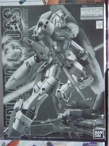 MG 2003 RX-78 GP-03S Stamen {Metallic # HK Expo} (2)