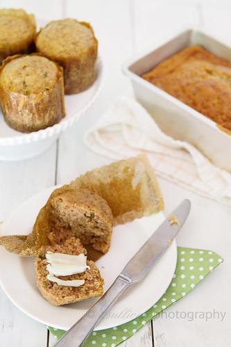 Zucchini Bread & Muffins