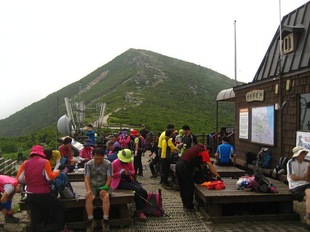 Jungcheong shelter