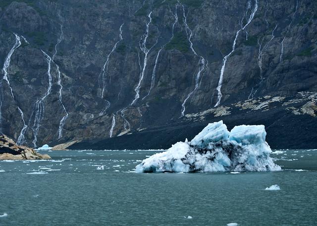 Cascades and Icebergs
