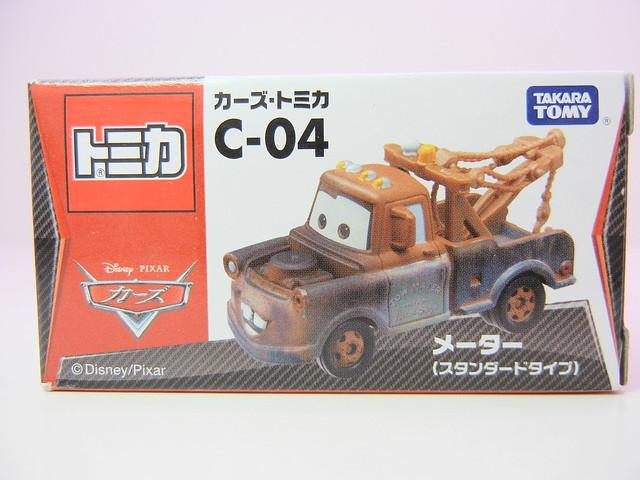 disney cars c-04 tomica mater (1)