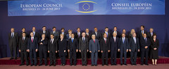 European Council, 1st Day, Brussels, 23-24 June