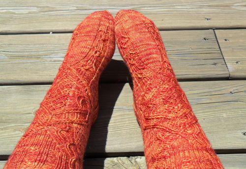 Stricken Socks
