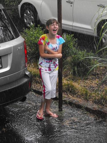 Big in the Rain 11