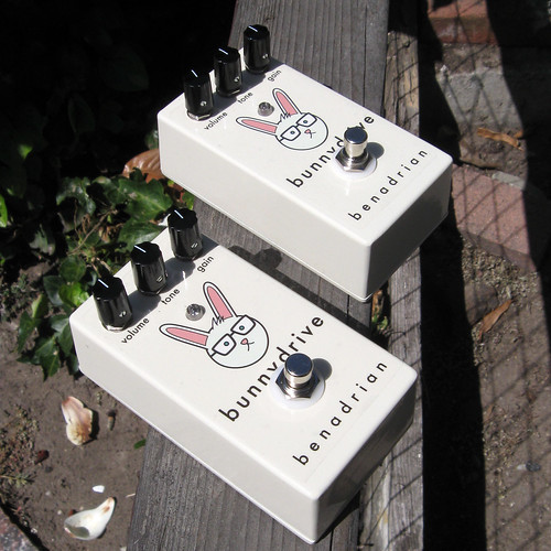 Bunnydrives