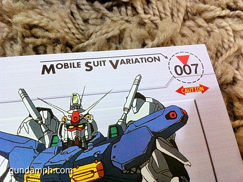 GN Sefer Animerica Gundam Official Guide MSV Collection (12)