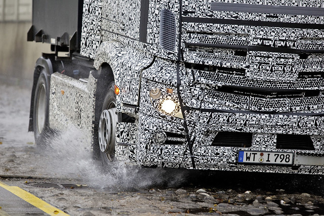 New Actros Press Photos (18)