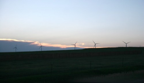 Limons new windfarm