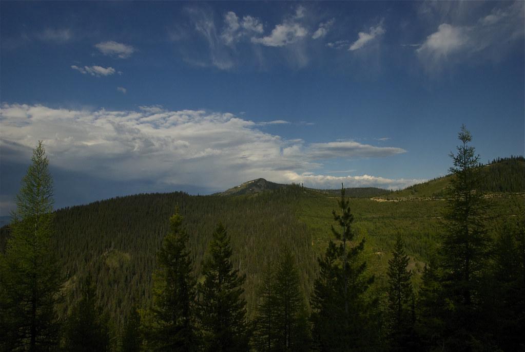 Graves Peak