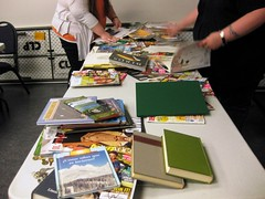 HOW Collage and Decoupage - picking pictures