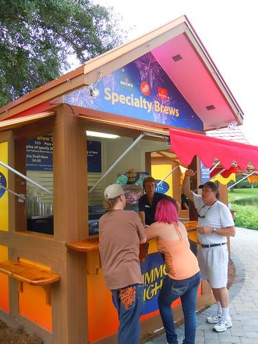 Summer Nights at SeaWorld Orlando