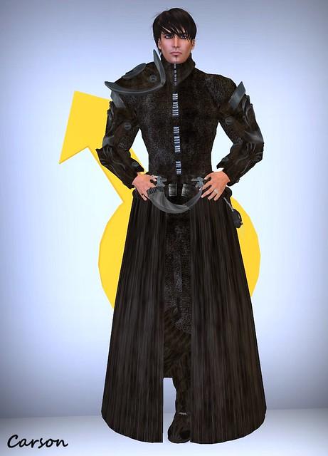 PeKaS - Proscript Outfit
